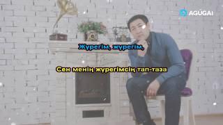 Ғаділбек Жаңай - Жүрегім (караоке)