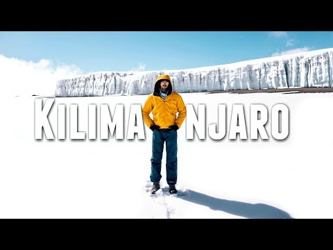 CLIMBING MOUNT KILIMANJARO | The Summit