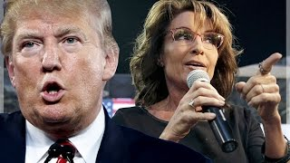 Trump Transition Team Eyes Insiders, Sarah Palin for Cabinet Roles
