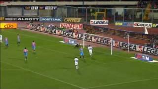 Highlights Catania - Inter 3 1 . 28° giornata, Serie A. SKY SPORT HD