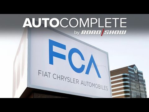 AutoComplete: FCA goes in with BMW, Intel on autonomous cars