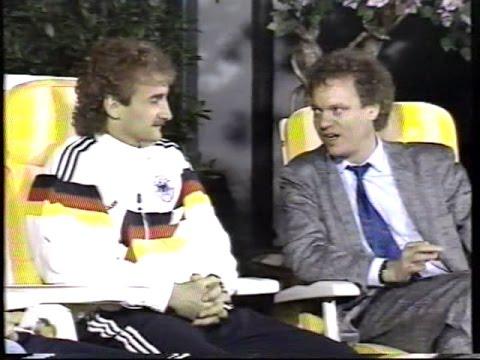 DAS AKTUELLE SPORTSTUDIO mit DIETER KÜRTEN (18.06.1988 - FRAGMENT)