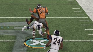 MUT 20 EP 8 - Bo Jackson Hurdle! Madden 20 Ultimate Team Gameplay