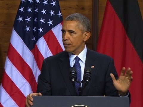 Obama: New US Troops in Syria Will Be Essential