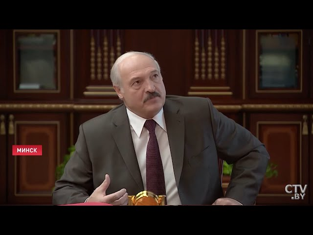 Лукашенко выставил жёсткие требования силовикам по подбору кадров