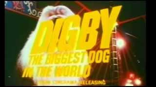 DIGBY, THE BIGGEST DOG IN THE WORLD (1973) TV Spot