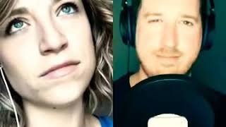 How great thou art - classic hymn, cover by Thomas Dee + Brittany Adams