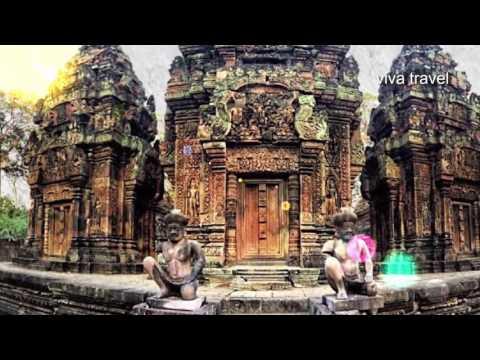 Angkor wat   wonder of the world in cambodia   viva travel