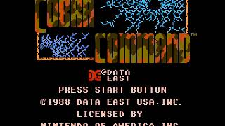 Cobra Command NES Music   Stage Clear