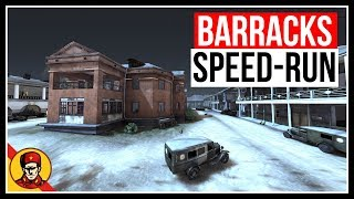 Aggression On Barracks Red Orchestra 2 Gameplay