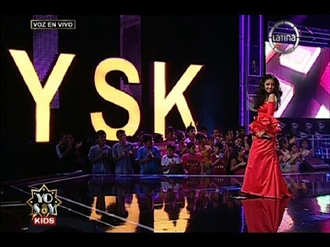 "Yo Soy Kids: Isabel Pantoja le dice al jurado ""Se me enamora el alma"""