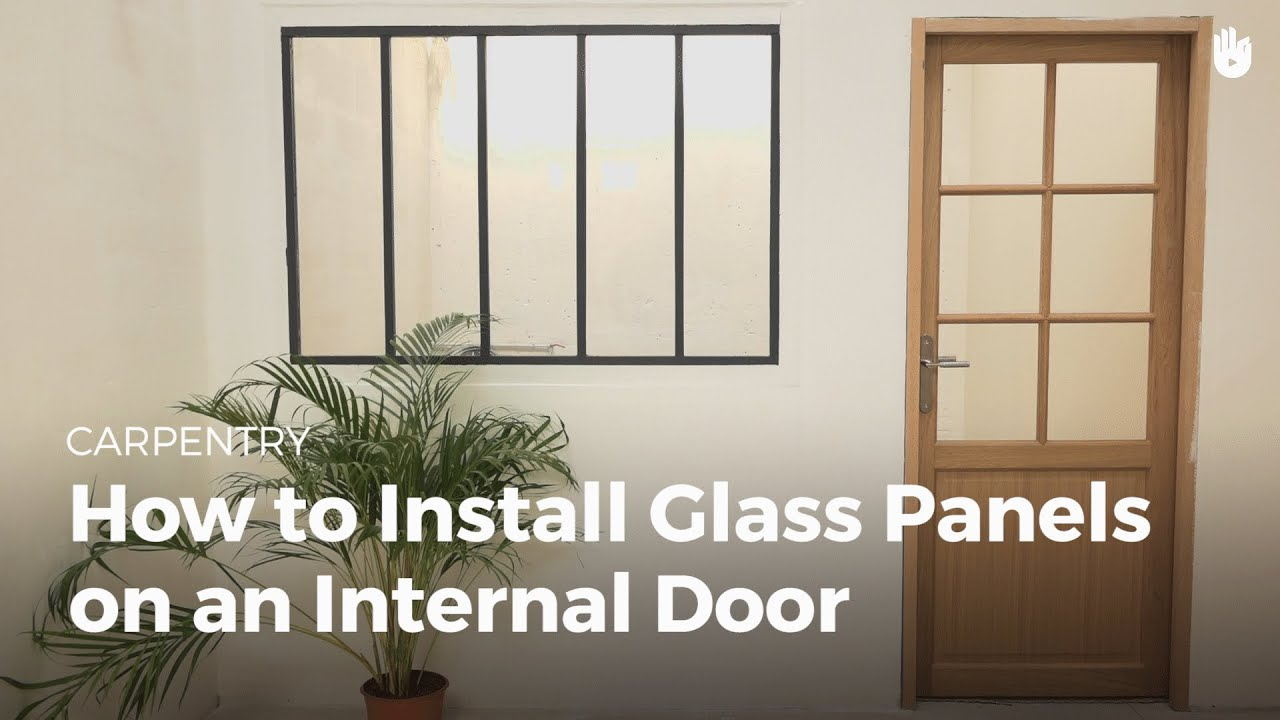 Great How To Install Interior French Doors | DIY Projects