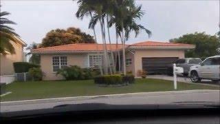 Дом Леонтьева в Майами