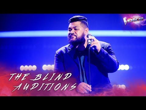 Ben Sekali sings A Change Is Gonna Come | The Voice Australia 2018