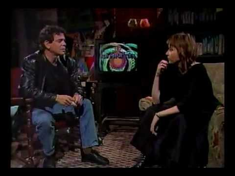 Lou Reed with Suzanne Vega on 120 Minutes (1986)