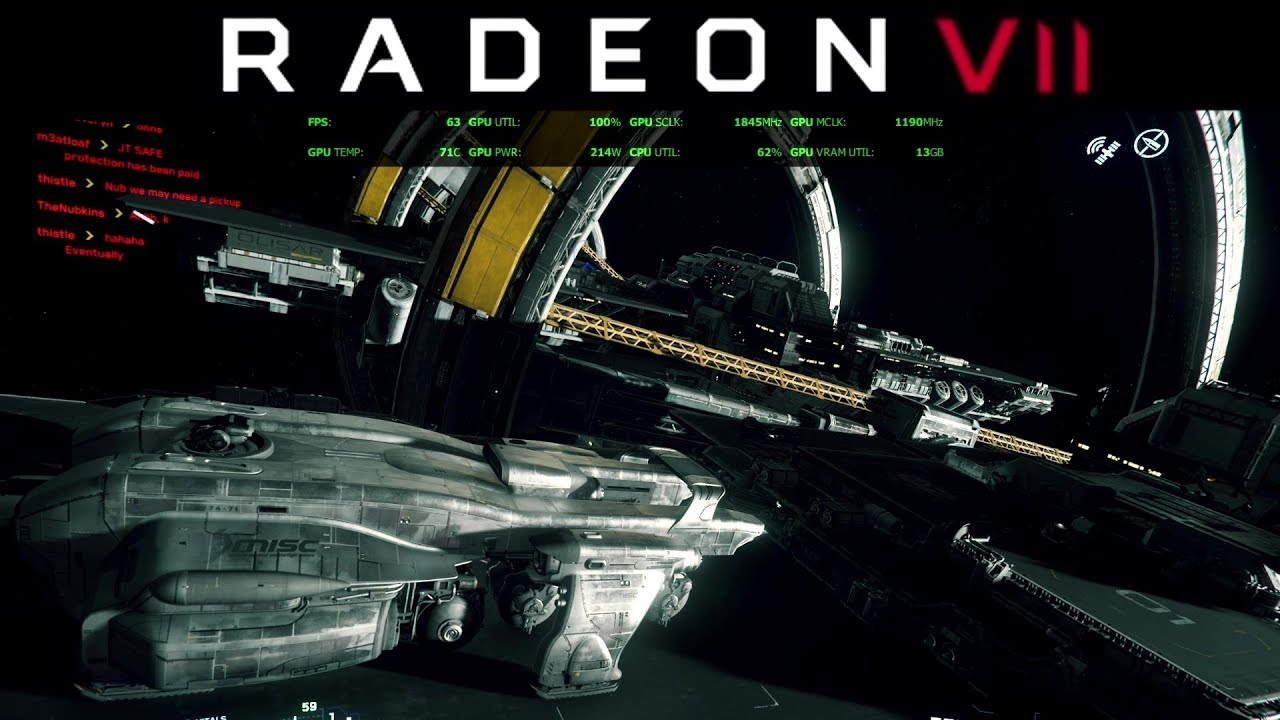 Radeon VII (Vega 7nm) - Owners Thread, Tests, Mods, BIOS & Tweaks