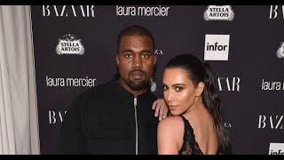 Kim Kardashian & Kanye West? It's Their New Baby Girl's Name