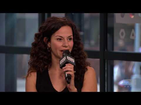 """Mandy Gonzalez Discusses The Hit Broadway Musical """"Hamilton."""""""