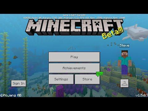 Download Minecraft 2018 Versi 1 5 0 7 Free Link Youtube