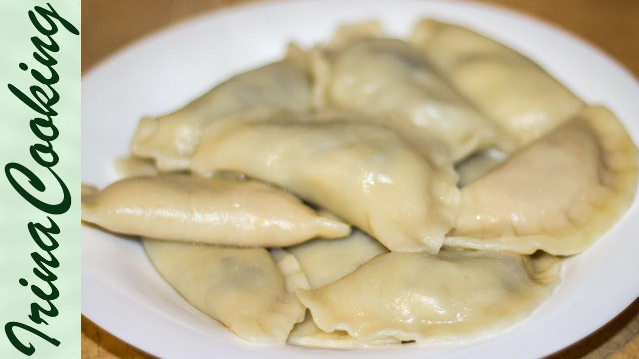 вареники с грибами и картошкой Вареники с картошкой - рецепты с фото на Повар.ру (27 ...