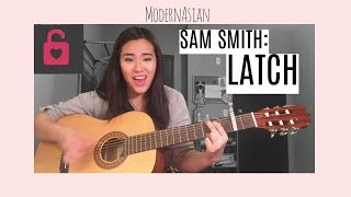 Latch - sam smith (cover) ModernAsian