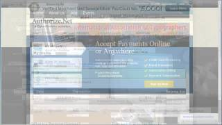 Accepting online payments using Authorize.Net Mp3