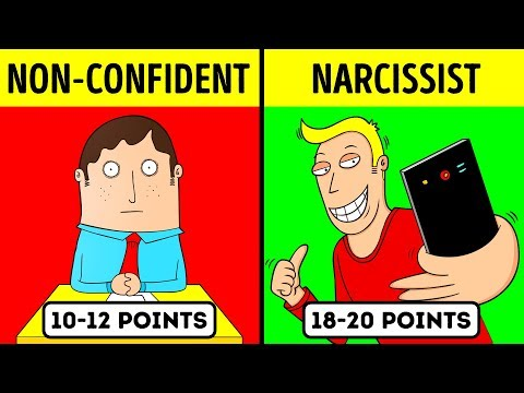 How to put a narcissist in his place