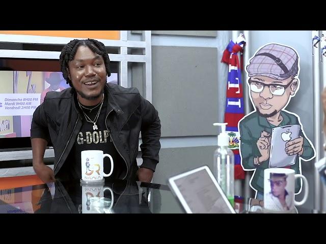 Pi lwen ke zye tv - show G-Dolph Papa raboday la
