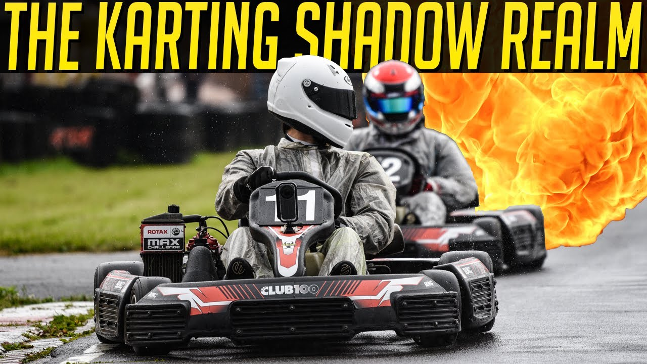 Sending My Karting Opponents to the Shadow Realm
