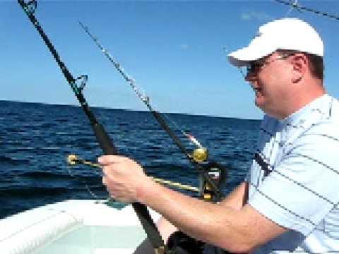 Tom's catch Costa Rica