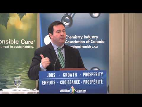 The Hon. Jason Kenney's Keynote Address at CIAC's 2013 AGM in Ottawa