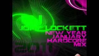 DJ Joey Lockett - New Year & January Hardcore Mix [Part 1]