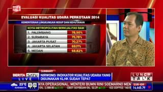 Lunch Talk: Jakarta Utara Terpolusi di Indonesia #1