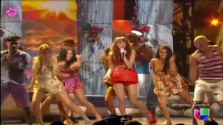 Leslie Grace - Be My Baby - Premios Juventud 2013 (HD)