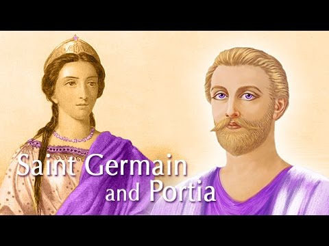 Saint Germain and Portia Announce the Gift of...