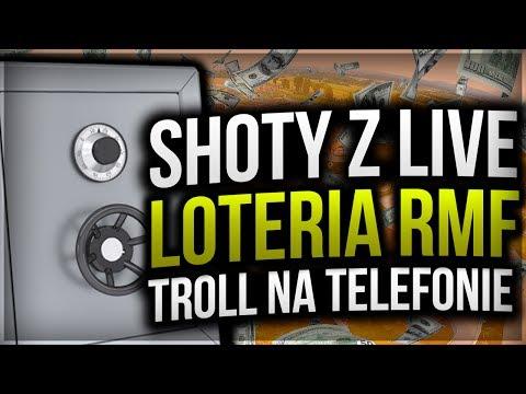 Loteria RMF - TROLLUJEMY waszych znajomych 😂 Shoty z live #1