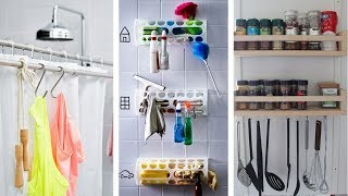 25 Smart IKEA Ideas to Organize Your Home