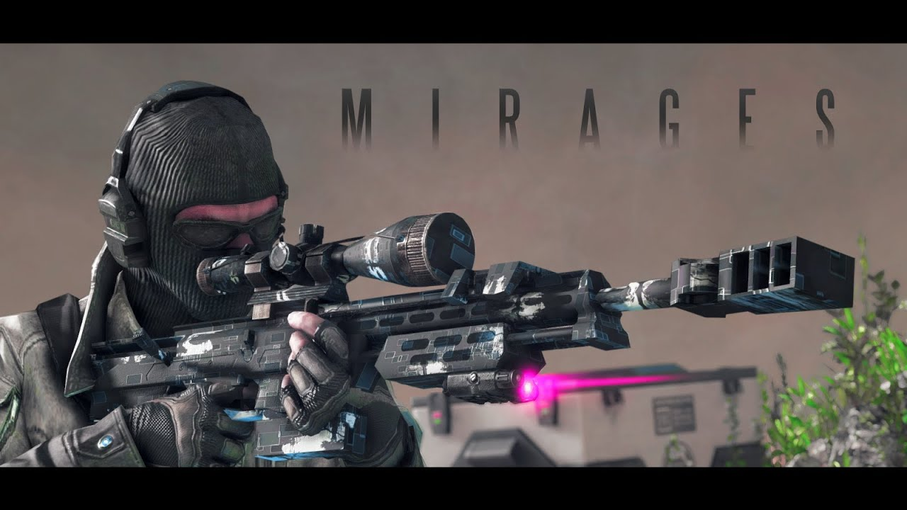 Mirages by Obey Extract