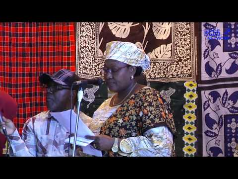 Swahili Day 2015 Speech by Mrs Dora Mmari Msechu, Tanzania Ambassador to Sweden