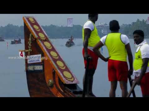 Ashtamudi Lake hosts | President