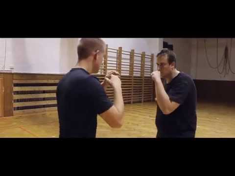 Krav Maga self defense Czech Republic