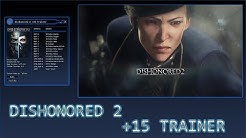 Dishonored 2 [+15 Trainer] v1.01 by `pSYcHo - [UPDATED FOR 1.77.5.0]