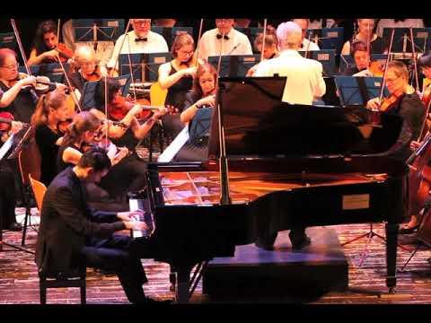 "L. Van Beethoven Concerto op.73 ""Imperatore"" Allegro (parte 2) - Pietro Bonfilio"
