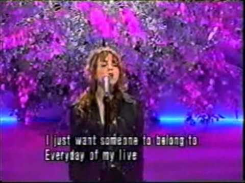 Mariah Carey - Dreamlover (Live Music Station Japan 1993)