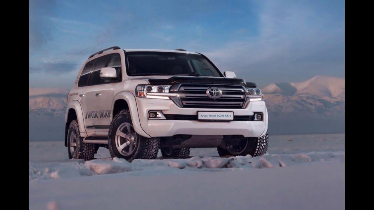 Toyota Land Cruiser Prado arctic trucks #10