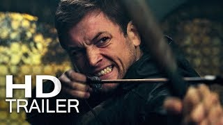 ROBIN HOOD - A ORIGEM | Trailer #2 (2018) Dublado HD
