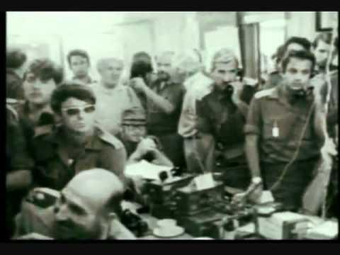 """PERANG SINAI 1973 """"Mesir vs Israel"""" (Yom Kippur War 1973) Part 3/6"""