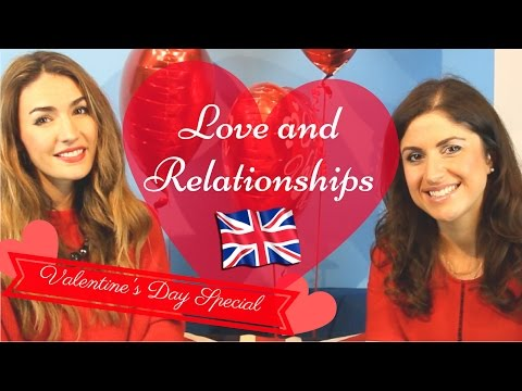 Valentine's Day|  English Idioms And Phrasal Verbs To Talk About Love.
