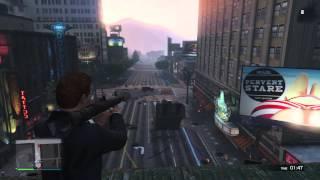 Grand Theft Auto V: Rockets VS Insurgents (Nasty Gameplay)