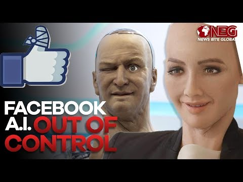 Facebook A.I. Robots shut down after creating their own language |Artificial Intelligence |#facebook